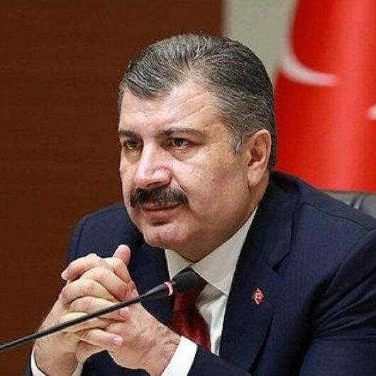 وزير الصحة التركي يجتمع مع الهيئة العلمية حول كورونا