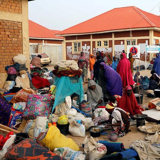 COVID-19: IDPs in northeastern Nigeria camps under risk