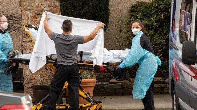الولايات المتحدة.. 921 وفاة بكورونا ترفع الحصيلة إلى 6058