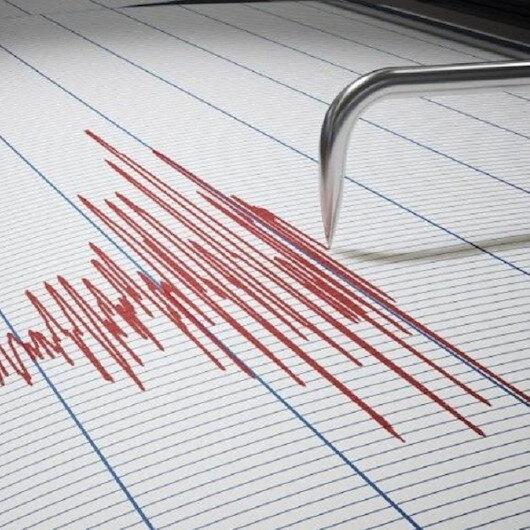 """زلزال بقوة 4.7 درجات يضرب ولاية """"وان"""" التركية"""