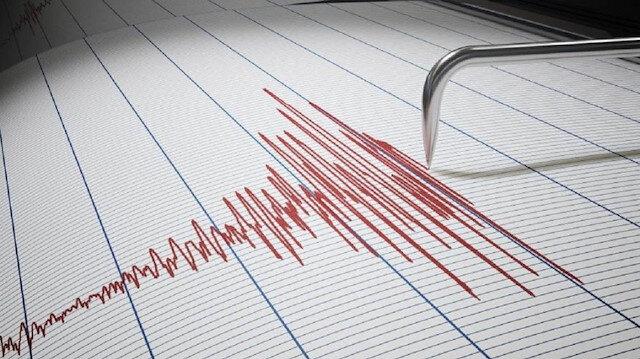 زلزال بقوة 4.7 درجات يضرب ولاية