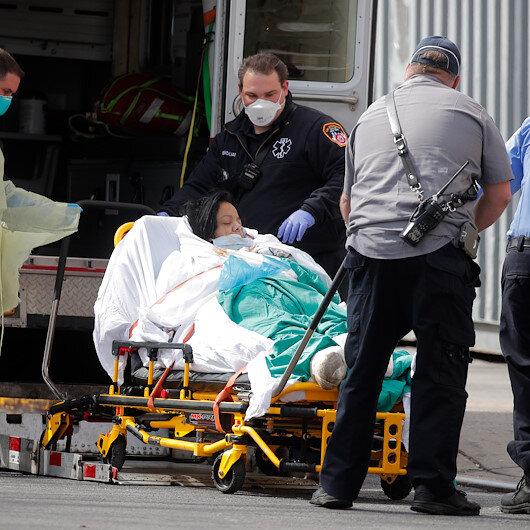 US: New York records highest daily coronavirus deaths