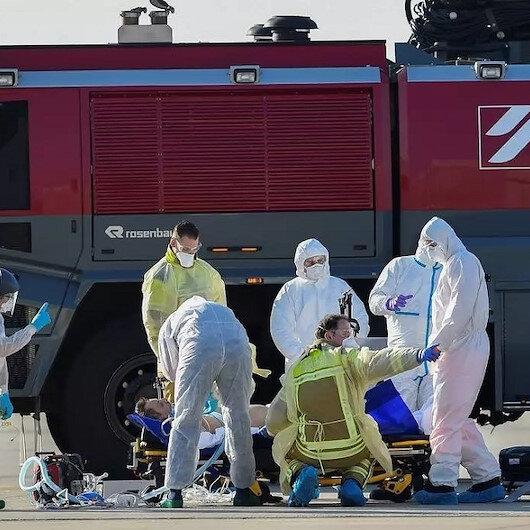 فرنسا.. 471 وفاة جديدة بكورونا