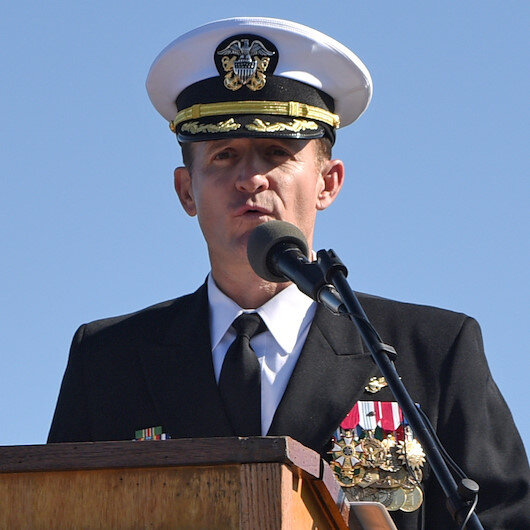 US Navy removes Roosevelt captain over 'poor judgment'