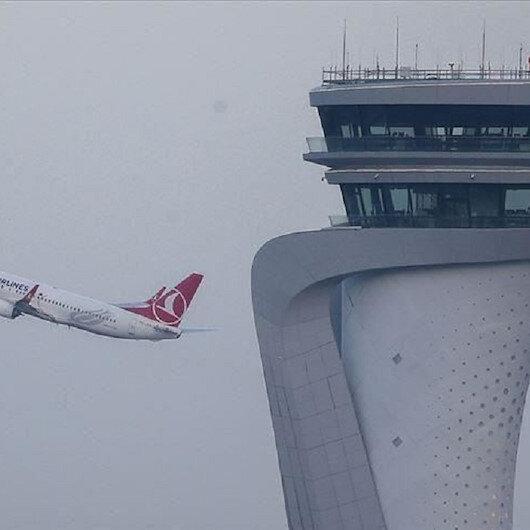 """""""الخطوط التركية"""" توقف رحلاتها الداخلية حتى 20 نيسان الجاري"""