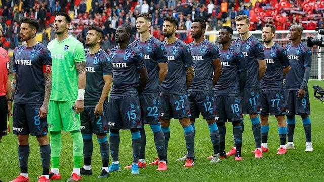 Trabzonspor'da Milli Dayanışma Kampanyası'na tam kadro destek