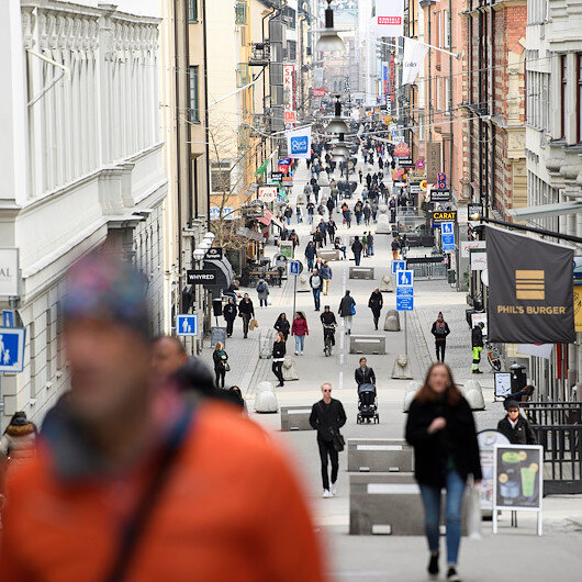 Swedish government seeks wider executive powers to fight virus