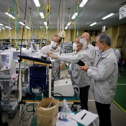 Death toll in Japan from coronavirus surpasses 100