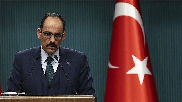 متحدث الرئاسة التركية يهنئ الأناضول بمئوية تأسيسها