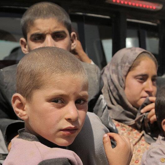 Terör örgütü PKK/YPG, Ayn el-Arab'da döşediği mayınlarla 8 sivili katletti