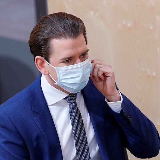 Austria widening face-mask requirement while loosening lockdown