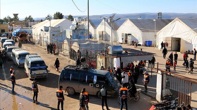 تركيا.. خلو مراكز إيواء اللاجئين من كورونا