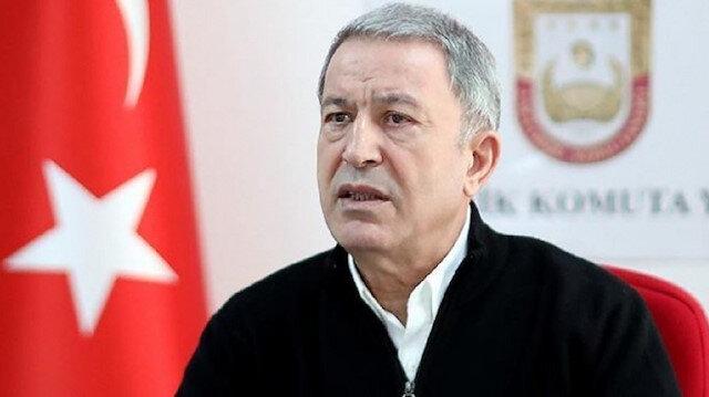 وزير الدفاع التركي يبحث مكافحة كورونا مع قائد الأركان الإيراني