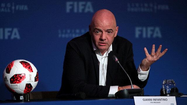 FIFA'dan tarihi karar