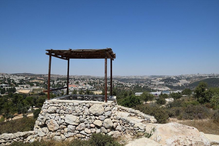 Tam bu noktadan Kudüs Yolunu gözlüyorlardı.