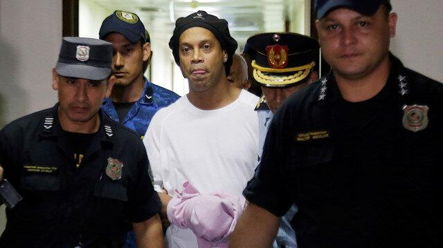 Ronaldinho'yu<br> ağlatan yardım