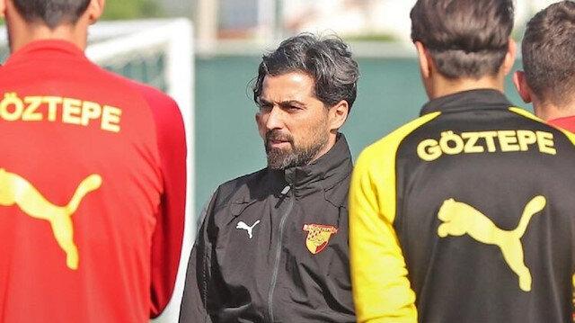 İlhan Palut yönetimindeki Göztepe, Süper Lig'de 8. sırada yer alıyor.