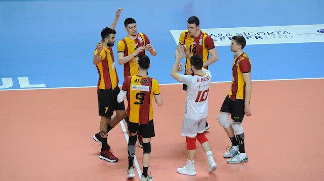 Galatasaray'dan voleybol şubesiyle ilgili önemli karar: Tüm takım Türk olacak
