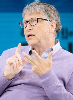 Bill Gates, bu tip salgınların her 20 yılda bir yaşanabileceğini belirtiyor.