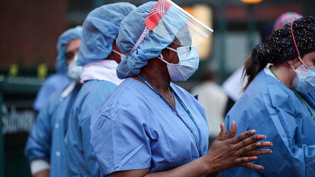 USA coronavirus toll surpasses 25,000