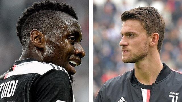 Juventus Rugani ve Matuidi'nin iyileştiğini açıkladı