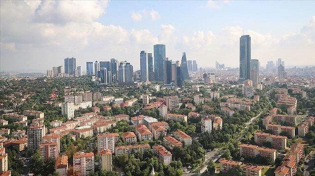 مبيعات العقارات للأجانب في تركيا ترتفع 14 بالمئة منذ مطلع 2020