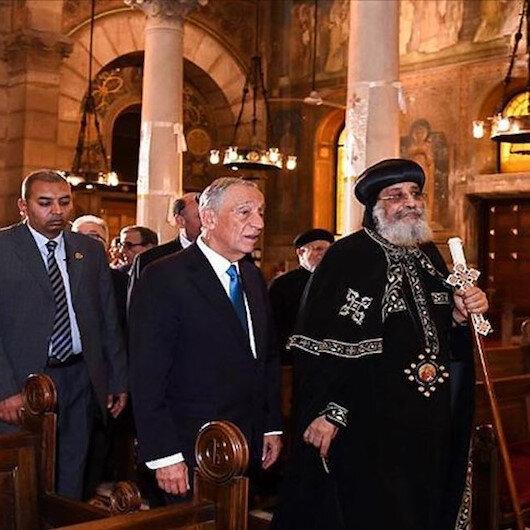 """مصر.. قداس """"عيد القيامة"""" ينطلق لأول مرة من """"دير"""""""