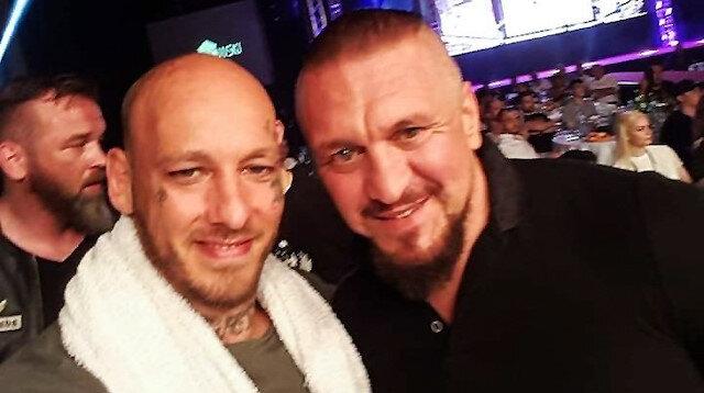 Şampiyon dövüşçü Willi Ott Müslüman oldu