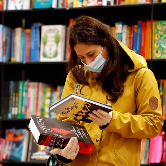 Books more mesmerizing than ever during quarantine