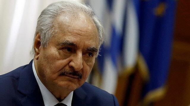 Libyan Warlord Khalifa Haftar