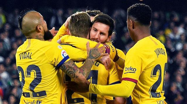 Barcelona'dan rekor gelir: Dünyada bir ilk