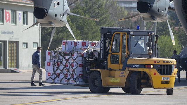 Turkey sends medical aid to Somalia