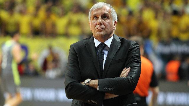 Fenerbahçe Beko Genel Menajeri Gherardini'den Obradovic açıklaması