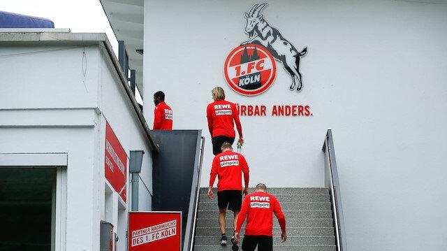 Daha önce Köln Kulübü'nde 3 vaka çıkmıştı.