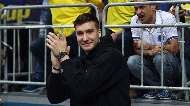 Bogdan Bogdanovic THY Avrupa Ligi'nde son 10 yılın takımına seçildi