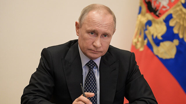 File photo: Vladimir Putin