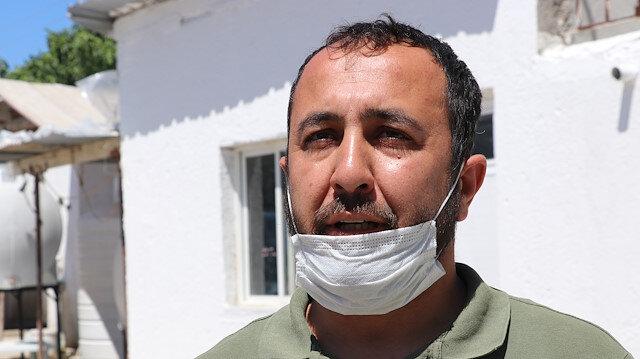 Turkish national Ali Celik