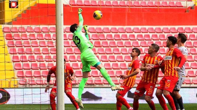 Kayserispor'dan TFF'ye tepki: Maçlar ölümüne oynanacak