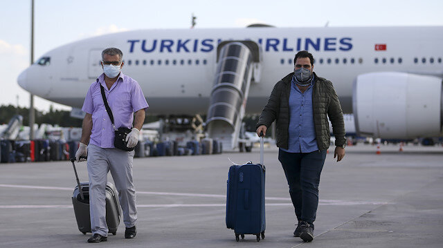 Turkey brings back citizens from Kuwait amid COVID-19