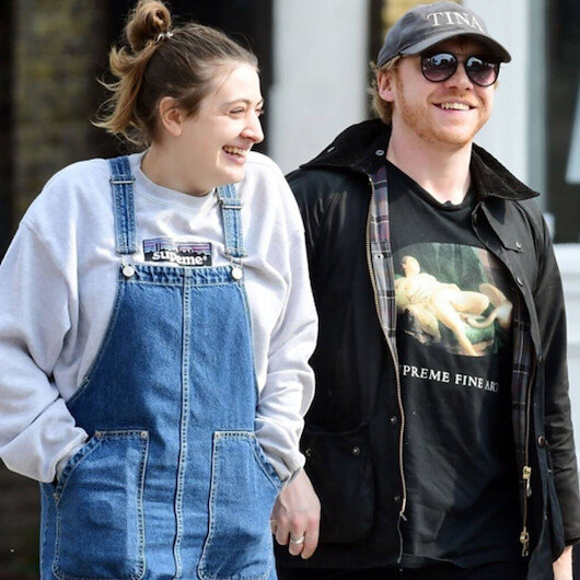 Harry Potter heartthrob Rupert Grint becomes father to baby girl