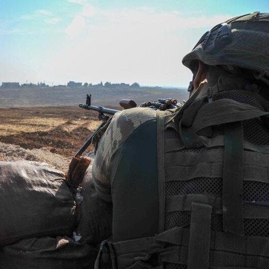 Barış Pınarı bölgesinde sızma girişiminde bulunan 3 terörist etkisiz hale getirildi