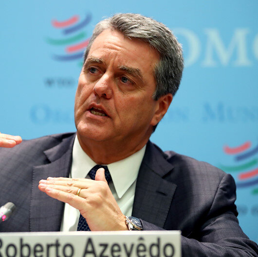 WTO chief Roberto Azevedo to depart a year early