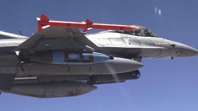 Turkey test-fires native HGK-84 precision guidance kit