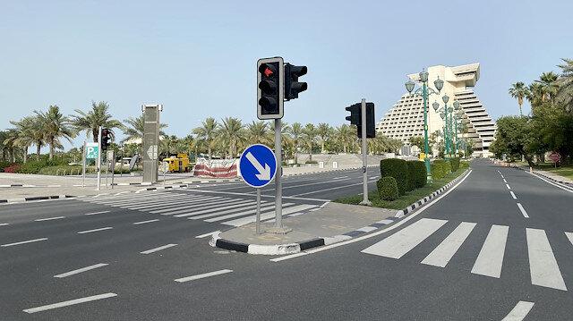 File photo: Coronavirus precautions in Qatar
