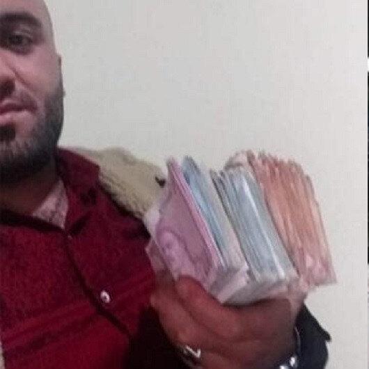 1 milyon liralık hırsızlık şüphelisi sosyal medyada paraları paylaşınca yakalandı