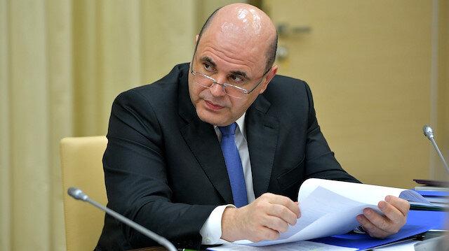 Russian PM Mikhail Mishustin