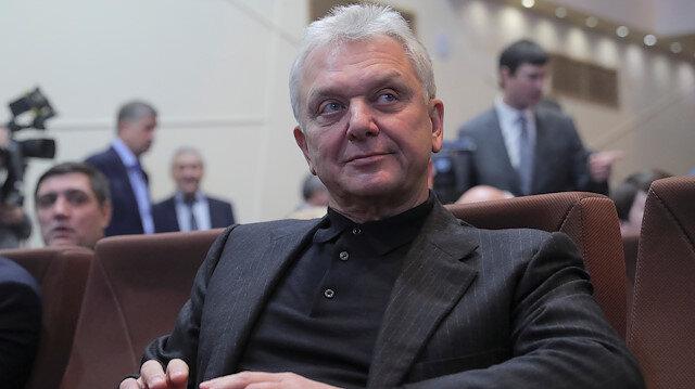 Victor Khristenko, President of the Eurasian Economic Union (EAEU) Business Council