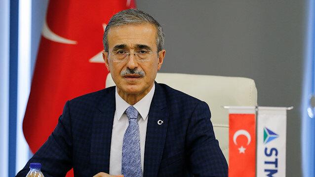Turkish Undersecretary for Defence Industries Ismail Demir