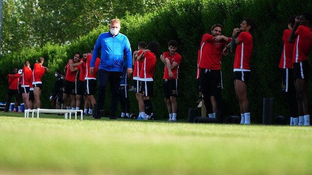 Kayserisporlu futbolculara 'profesyonel yardım'