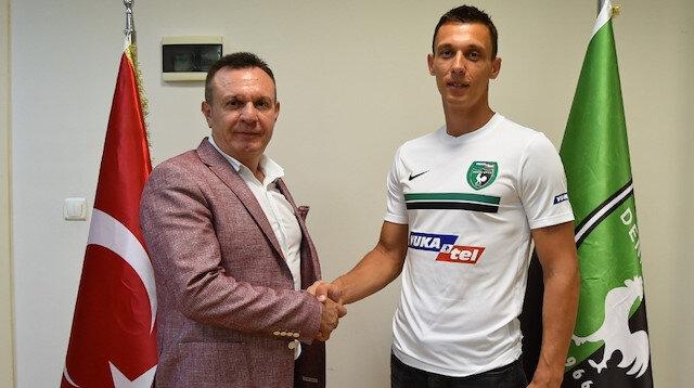 Adam Stachowiak, Türkiye'de Denizlispor'un dışında Gaziantep FK forması giydi.